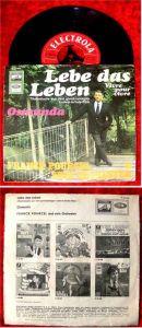 Single Franck Pourcel: Lebe das Leben