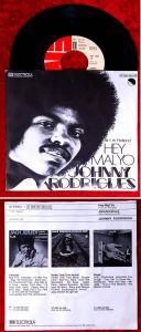 Single Johnny Rodrigues: Hey Mal Yo (EMI 1C 006-96 439) D 1974