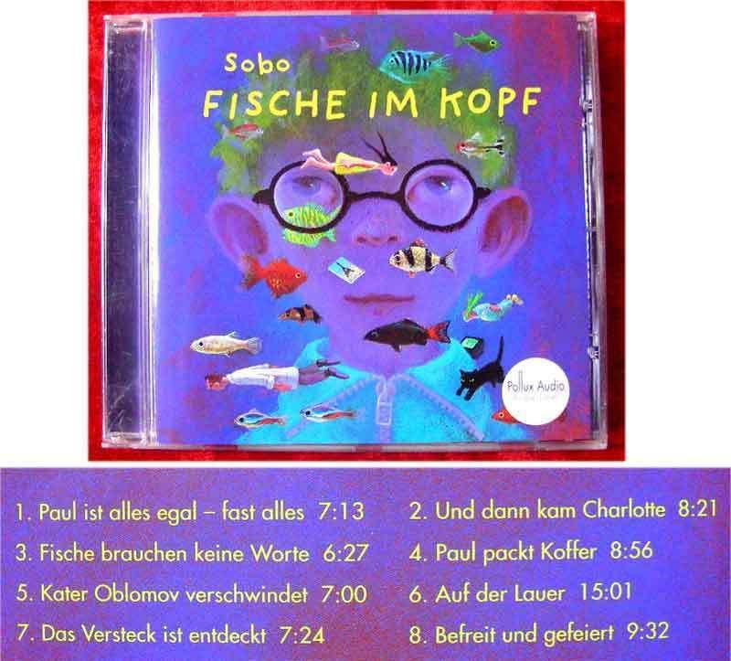 CD Sobo: Fische im Kopf