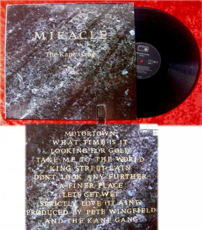 LP Kane Gang Miracle