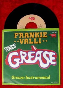 Single Frankie Valli: Grease