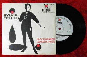 Single Sylvia Telles: Vivo Sonhando (Elenco CE 4) Brasilien