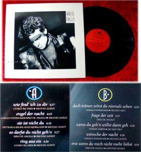 LP Nino de Angelo Durch Tausend Feuer 1987