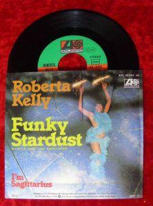 Single Roberta Kelly: Funky Stardust