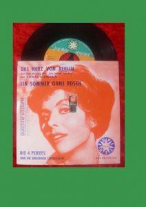 Single 4 Perrys & die singenden Tanzgeigen: Herz von Be