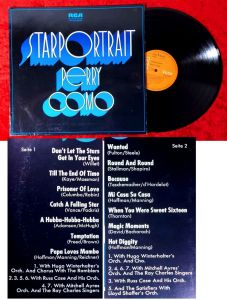 LP Perry Como: Starpotrait (RCA 64 888) Clubsonderauflage