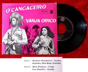 EP O Cangaceiro w/ Vanna Orico (RCA EPA-9634) D