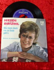 Single Heidi Brühl: Das kann doch nie zu Ende geh'n