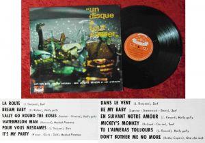 LP Jacques Denjean: Un Disque a tout Casser (Polydor 237 904) Frankreich 1964