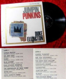 LP Duke Ellington: Jumpin' Punkins