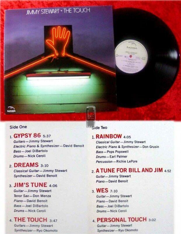 LP Jimmy Stewart: The Touch