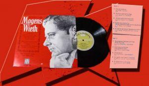 25cmLP Mogens Wieth: Synger