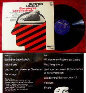 LP Dietrich Kittner: Bornierte Gesellschaft