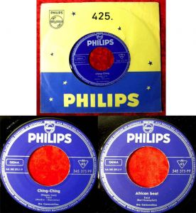 Single Carnevalitos: Ching-Ching (Philips 345 375 PF) D