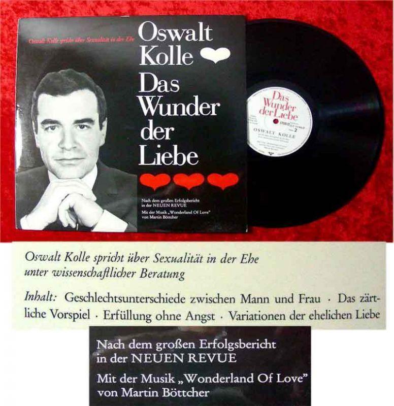LP Martin Böttcher / Oswalt Kolle: Das Wunder der Liebe