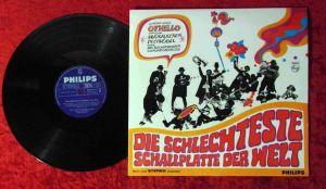 LP Othello & seine musikalischen Pechvögel: Die schlechteste Schallplatte d.Welt