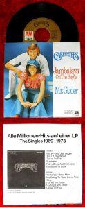 Single Carpenters: Jambalaya On The Bayou (A&M 13 126 AT) D 1973