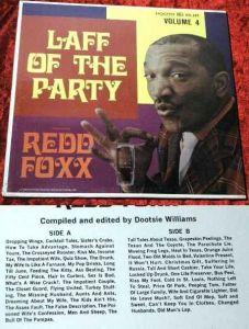 LP Redd Foxx: Laff of the Party Vol. 4 Neuware!!!