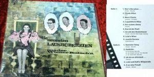 LP Lausbubereien aus der Wiener Rutsch'n - OVP! Neuware