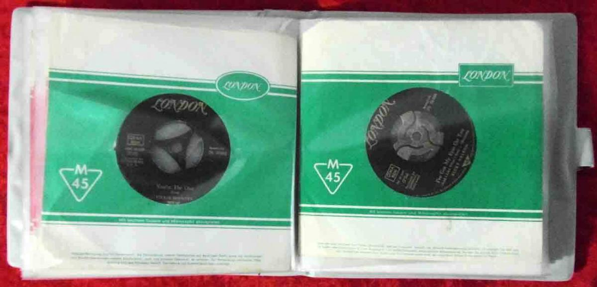 20 Original Singles im Album ROCK`n ROLL ELVIS PRESLEY...  - Vinylsammlung - 3