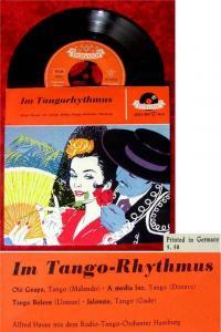 EP Alfred Hause: Im Tangorhythmus 1958