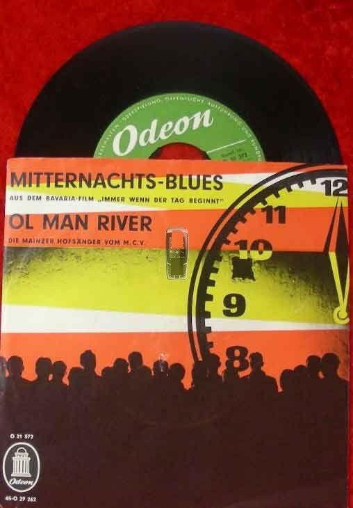 Single Mainzer Hofsänger: Mitternachts Blues