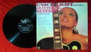 LP Enoch Light & The Glittering Guitars (Project 5038SD) Italy 1969