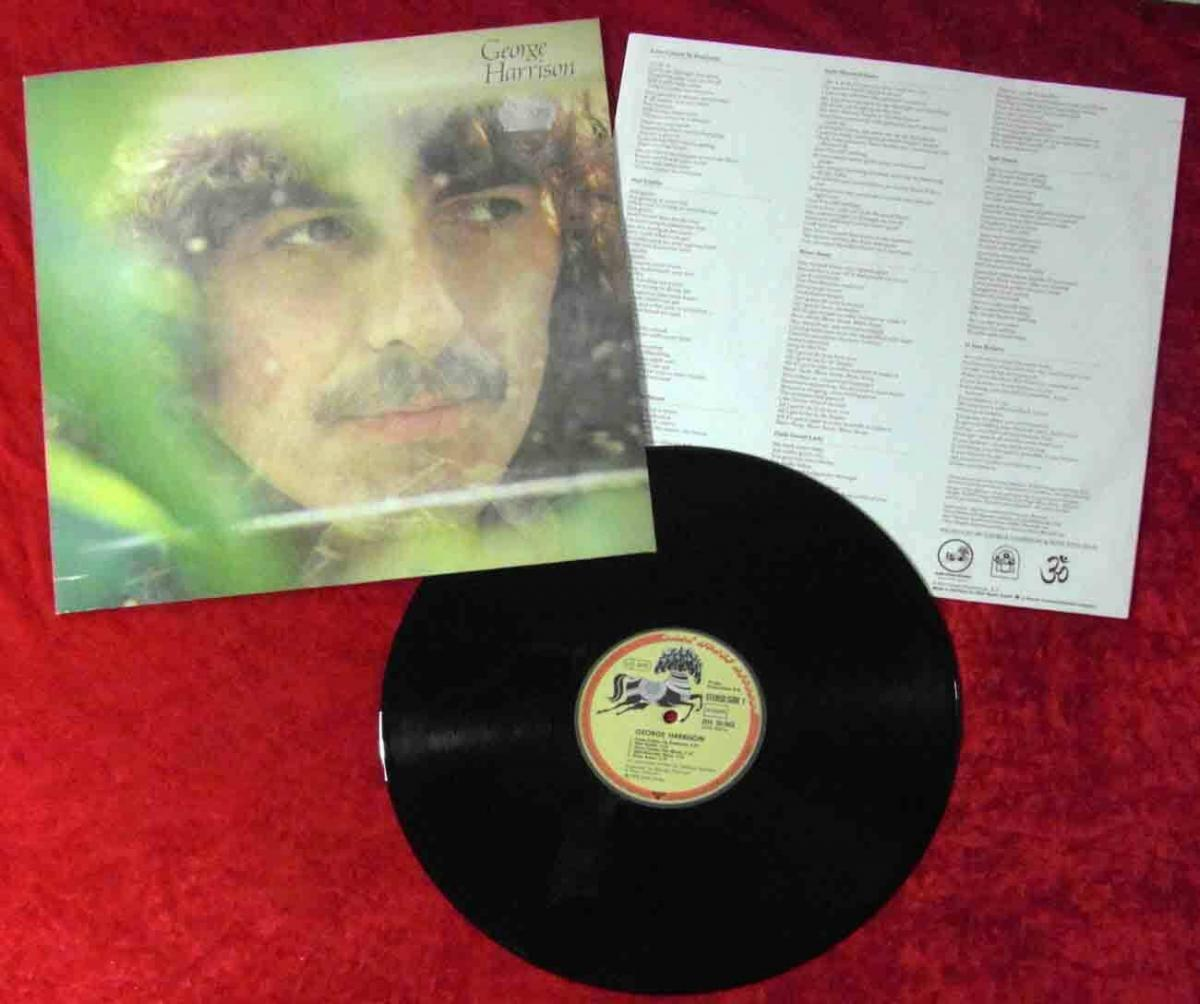 LP George Harrison: Same (Dark Horse 56 562) D 1979