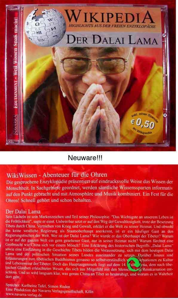 CD Dalai Lama Wikipedia Highlights (Neuware)
