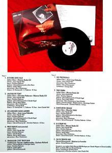 LP Julien Clerc: Jaloux (EMI Pathé 2C 068-14 577) F 1978