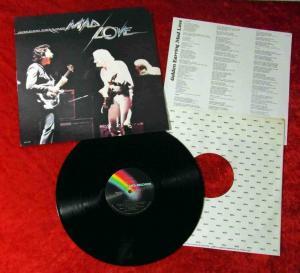 LP Gilden Earring: Mad Love (MCA 2254) US 1977