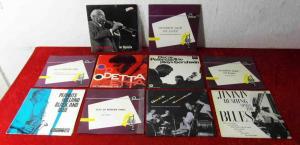 10  25cm Langspielplatten 10inch JAZZ/SWING  - Vinylsammlung -  Miles Davis usw