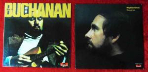 2 Langspielplatten ROY BUCHANAN - Vinylsammlung -