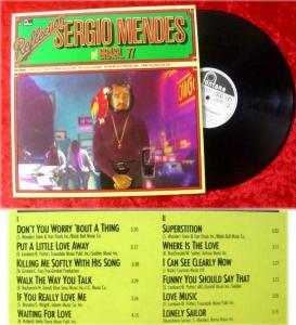 LP Sergio Mendes & Brasil 77: Reflection