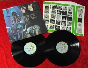 2LP Doors: Absolutely Live (Elektra 62 005) D 1973