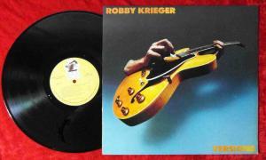 LP Robby Krieger: Versions (Passport PB 6017) US 1982