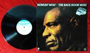 LP Howlin Wolf: The Back Door Wolf (Chess 515013) Frankreich 1973