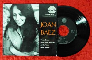 EP Joan Baez:. Donna Donna + 3  (Amadeo AVES EP 15612) A
