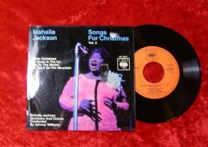EP Mahalia Jackson: Songs for Christmas Vol. 2