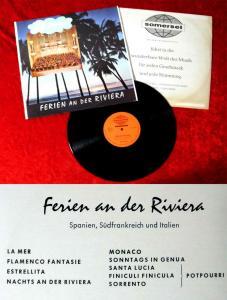LP 101 Strings: Ferien an der Riviera (Somerset RL-524) D