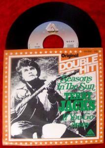 Single Terry Jacks Seasons in the sun If you go away Do