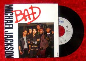 Single Michael Jackson: Bad