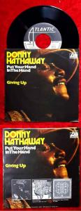 Single Donny Hathaway: Put your hand in the hand (Atlantic ATL 10 213) D Promo
