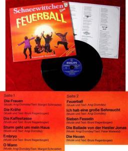 LP Schneewittchen Feuerball Live