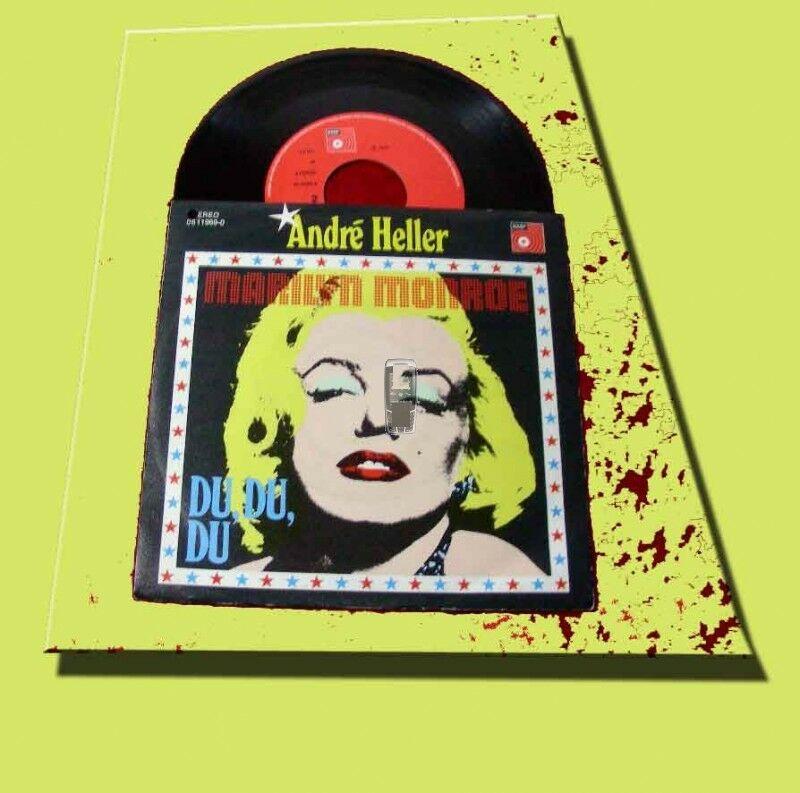 Single Andre Heller: Marilyn Monroe 0