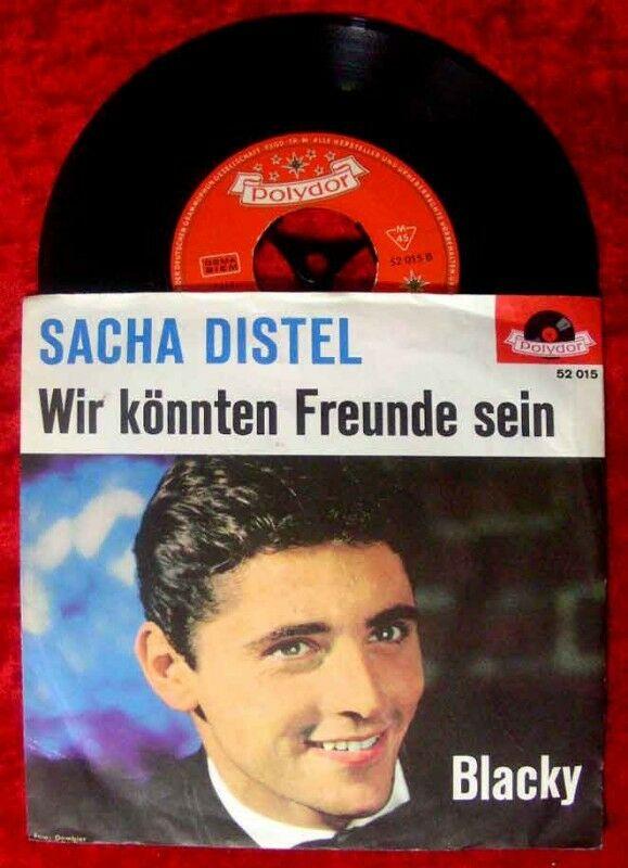 Single Sacha Distel Wir könnten Freunde sein 0