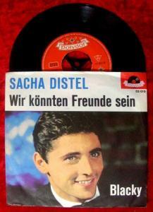 Single Sacha Distel Wir könnten Freunde sein