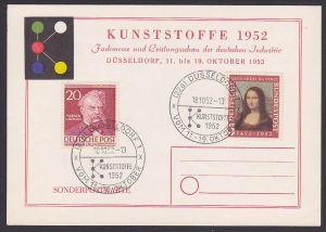 Werner von Siemens, Berlin-West auf Gedenkkarte