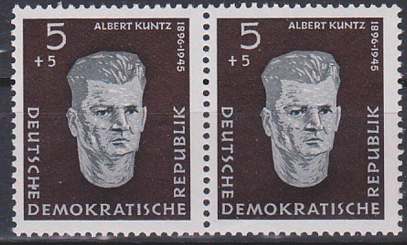Albert Kuntz DDR 635I mit PF