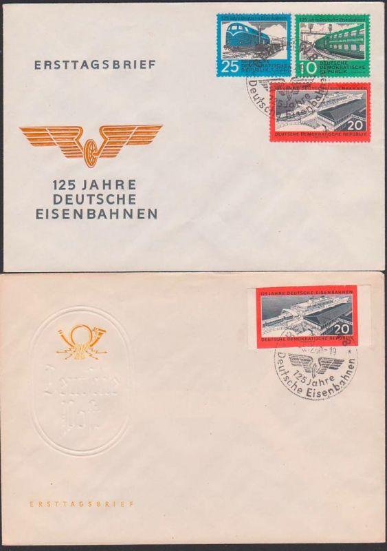 railway 125 Jahre Deutsche Eisenbahn, Eisenbahnfähre